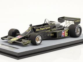Gunnar Nilsson Lotus 77 #6 Monaco GP formula 1 1976 1:18 Tecnomodel