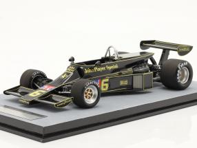 Mario Andretti Lotus 77 #6 Brazil GP formula 1 1976 1:18 Tecnomodel
