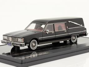 Oldsmobile Ninety Eight Eureka Regent Landaulet 1983 black 1:43 Matrix