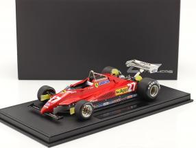 Patrick Tambay Ferrari 126C2 #27 2nd Italian GP formula 1 1982 1:18 GP Replicas