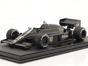 Ayrton Senna Lotus 98T #12 formula 1 1986 1:18 GP Replicas