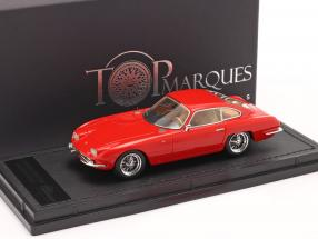 Lamborghini 350 GT Coupe year 1964 red 1:43 TopMarques
