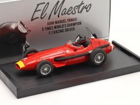 JM Fangio Maserati 250F GP Germania 1957 1:43 Brumm