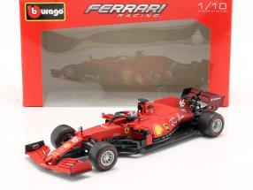 Charles Leclerc Ferrari SF21 #16 formula 1 2021 1:18 Bburago