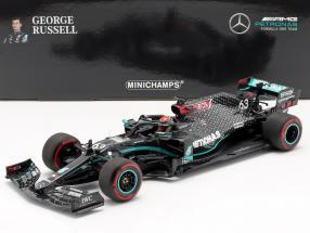 George Russell Mercedes-AMG F1 W11 #63 Sakhir GP formula 1 2020 1:18 Minichamps