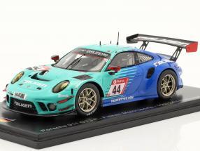 Porsche 911 GT3 R #44 24h Nürburgring 2020 Falken Motorsports 1:43 Spark
