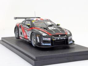 Nissan GT-R GT1 FIA GT 2011 #22 JRM Racing Dumbreck, Westbrook Ebbro 1:43