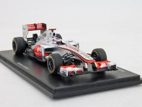 J. Button McLaren MP4-27 #3 Winner Australia GP formula 1 2012 1:43 Spark