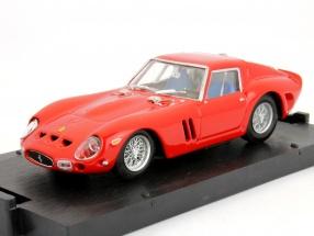 Ferrari 250 GTO Bj. 1962 rot 1:43 Brumm
