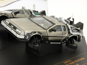 De Lorean DMC 12 Back to the Future Part II 1:43 Vitesse