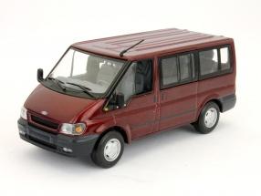 Ford Transit Tourneo Kombi Bj. 2001 burgundy 1:43 Minichamps