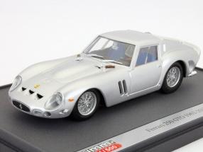 Ferrari 250 GTO Year 1962-2012 silver 1:43 Brumm