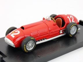 F. Gonzalez Ferrari 375 #12 British GP formula 1 1951 1:43 Brumm