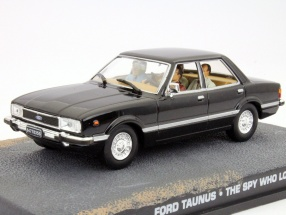 Ford Taunus Car James Bond movie The Spy who loved me 1:43 Ixo