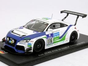 Audi TT RS #116 Team Räder 24h Nürburgring 2012 1:43 Spark