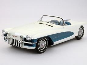 LaSalle II Roadster Concept Bj. 1955 General Motors weiß / blau 1:18 Minichamps