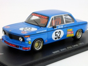 BMW 2002 #52 DRM 1974 W. May 1:43 Spark