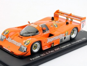 Porsche 962 #8 6 ADAC Supersprint Nürburgring 1988 1:43 Spark Shepherd