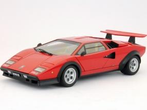 Lamborghini Countach LP500S Walter Wolf Edition rot 1:18 AUTOart