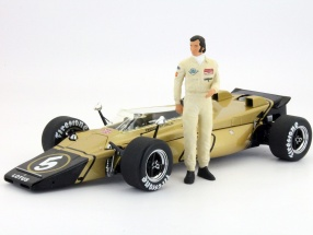 Emerson Fittipaldi Driver figure 1:18 FigurenManufaktur