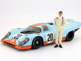 Jo Siffert Driver figure 1:18 FigurenManufaktur