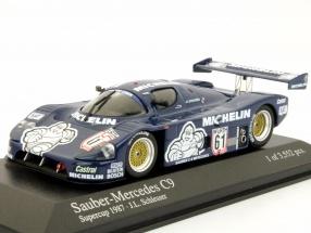Sauber Mercedes C9 J.L Schlesser Supercup 1987 1:43 Minichamps