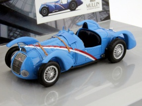 Delayhe 145 GP V12 built in 1937 1:43 Minichamps