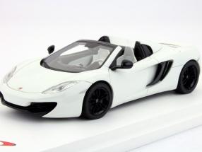 McLaren MP4-12C Spider LHD Year 2012 white 1:43 TrueScale