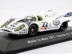Porsche 917 K #22 Winner 24h LeMans 1971 Marko, Lennep 1:43 Spark