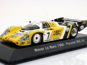 Porsche 956 LH #7 Winner 24h LeMans 1984 Pescarolo, Ludwig, Johansson 1:43 Spark