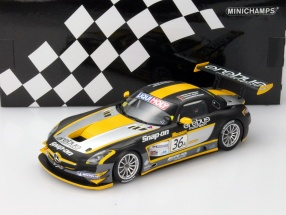 Mercedes-Benz SLS AMG GT3 #36A Winner 12h Bathurst 2013 1:18 Minichamps