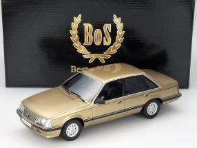 Opel Senator A2 3.0 CD Year 1984 beige metallic 1:18 BoS Models