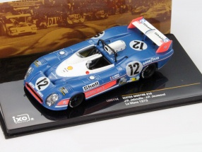 Matra MS670B #12 24 LeMans 1973 Jabouille / Jaussaud 1:43 Ixo