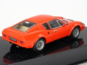 Ligier JS2 Coupe Year 1972 red