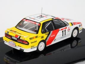 Mitsubishi Gallantly VR-4 #11 Tour de Corse 1991 Holzer / Spiral