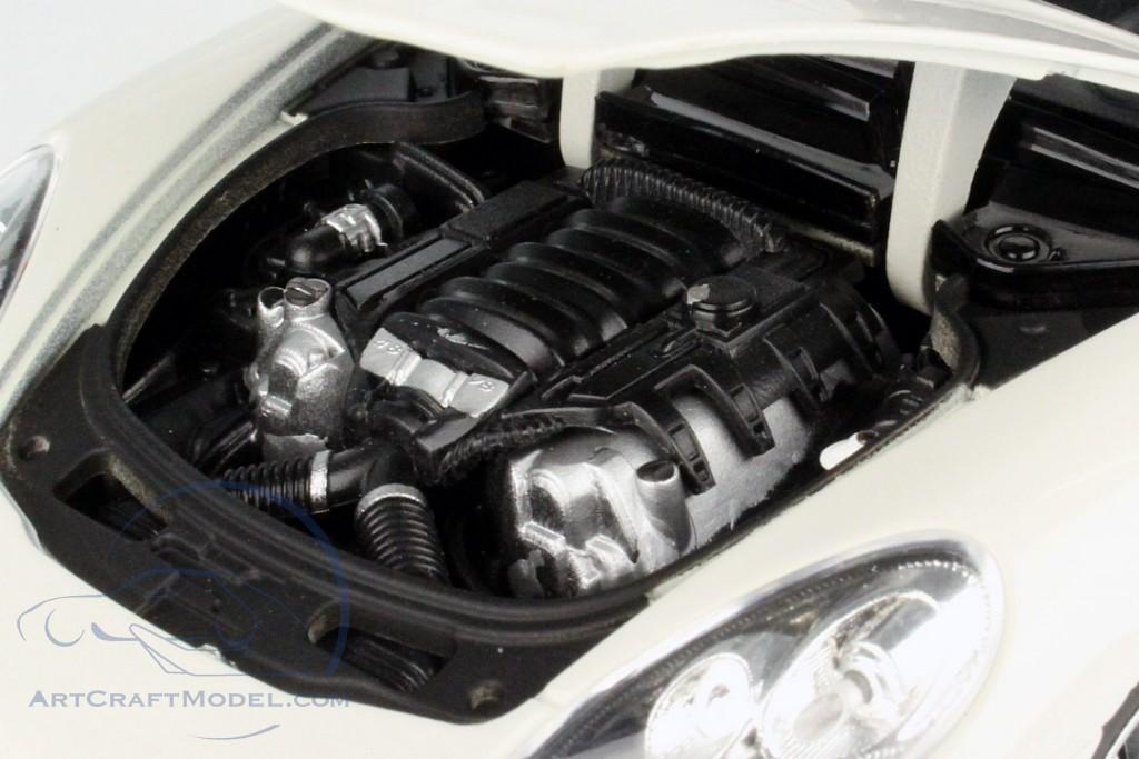 Porsche Panamera S Year 2009 white
