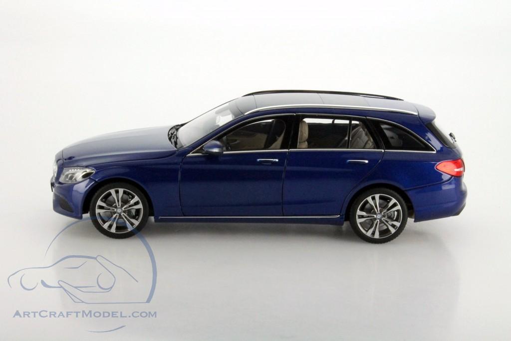 mercedes benz c klasse t modell s205 brillant blau. Black Bedroom Furniture Sets. Home Design Ideas