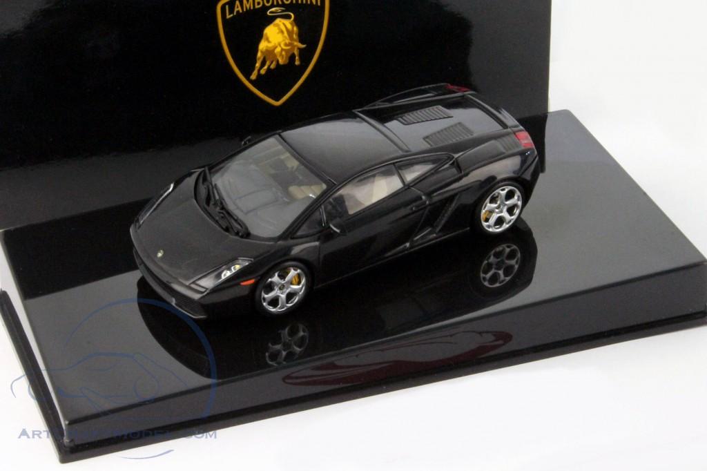 Lamborghini Gallardo Black Metallic 54562 Ean 674110545623