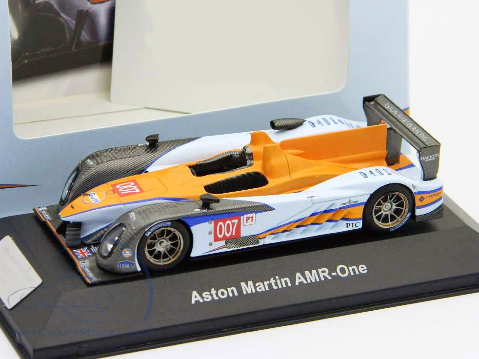 Aston Martin Amr One 007 24h Lemans 2011 A06mc1 43 Ean 5060082165078