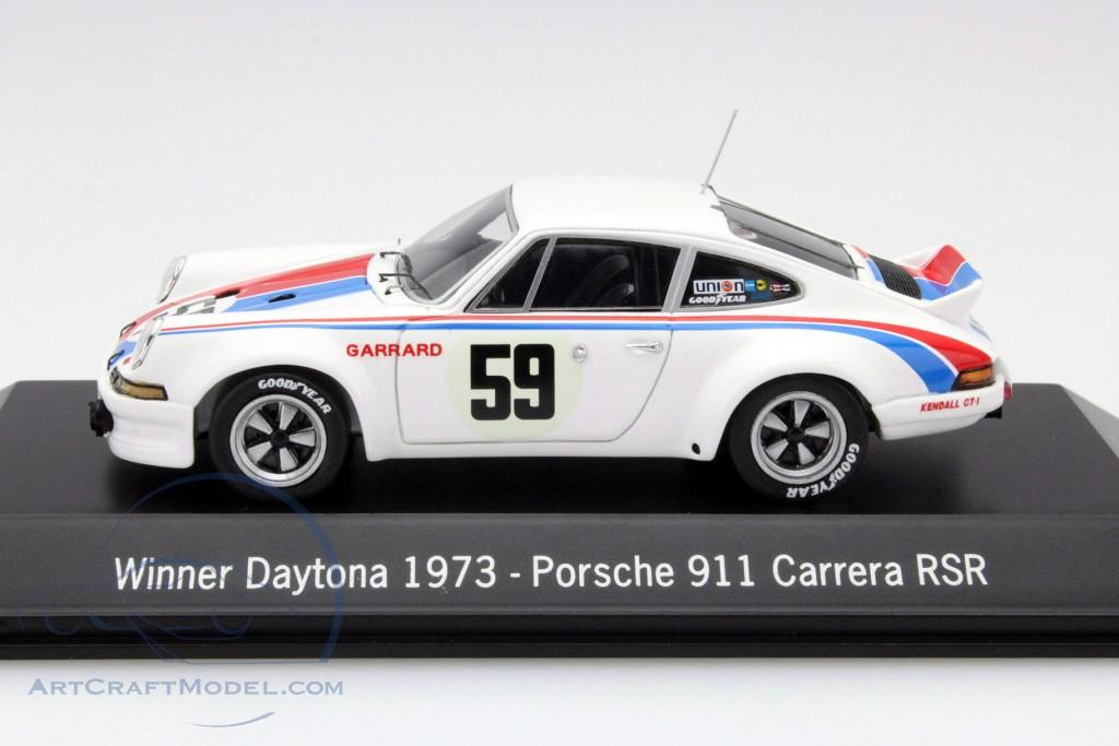 MAP02027514 neu Spark 1:43 Porsche 911 Carrera RSR Winner Daytona 1975 #59