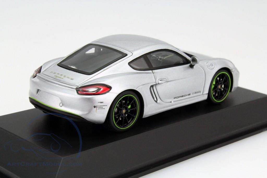 Porsche Cayman e silver - WAP0204030F