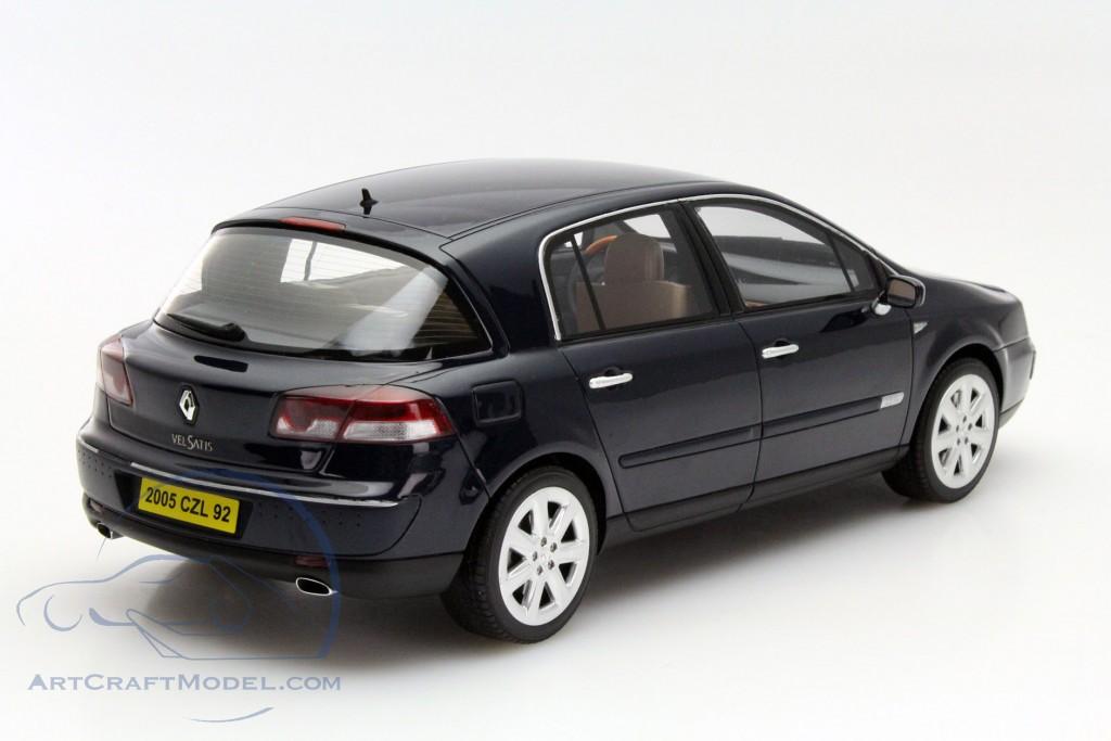 Renault Vel Satis 3.5 V6 Year 2005 dark blue OttOmobile ...