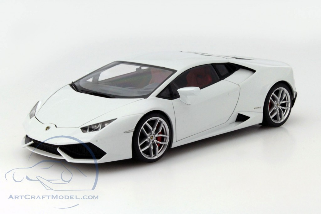 white lamborghini huracan lp - photo #26