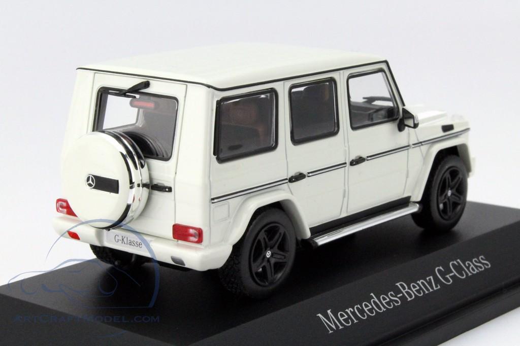 Mercedes benz g class w463 year 2015 polar white b66961008 for Mercedes benz g class 2015