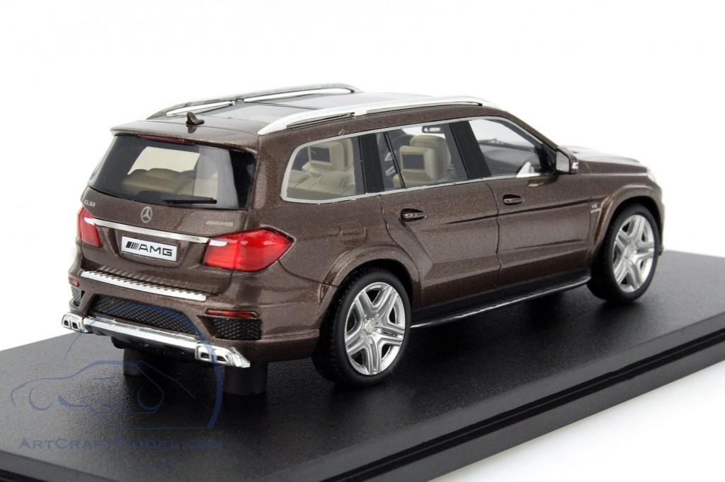 Mercedes benz gl63 amg x166 year 2013 brown metallic glm for Mercedes benz gl63 price