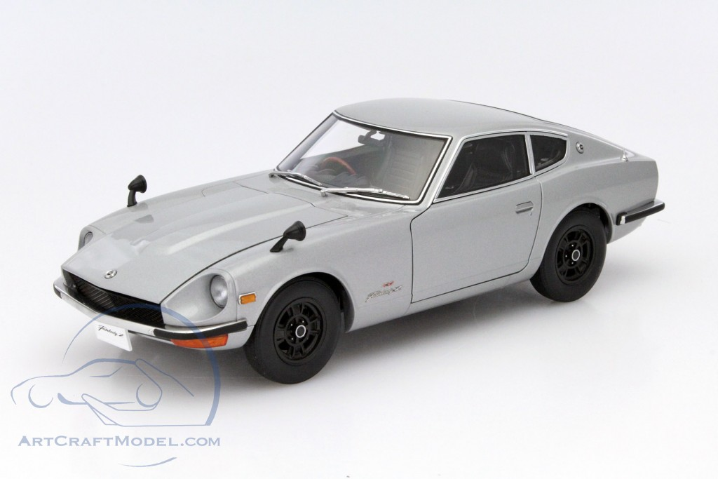 Nissan Fairlady Z432 Ps30 Year 1969 Silver