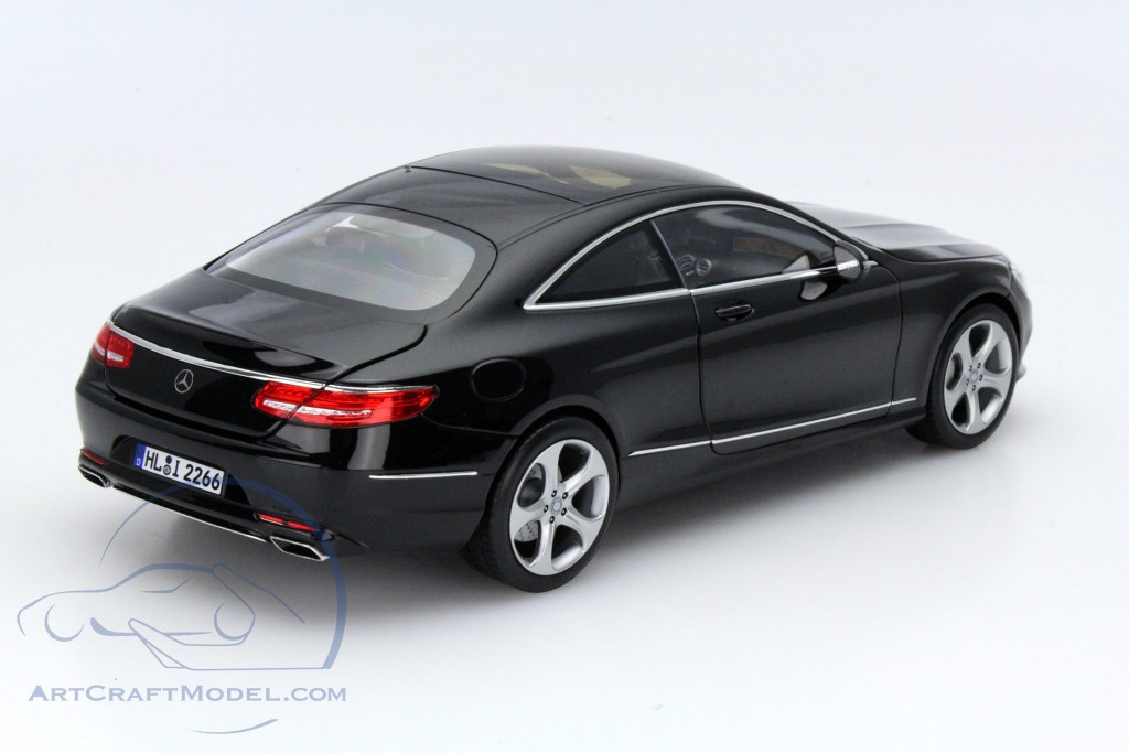 Mercedes benz s class coupe year 2014 black 183482 ean for Mercedes benz s coupe 2014