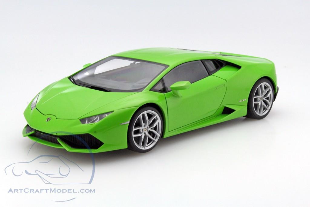 lamborghini huracan lp 610 4 year green metallic 74605 ean 674110746051. Black Bedroom Furniture Sets. Home Design Ideas