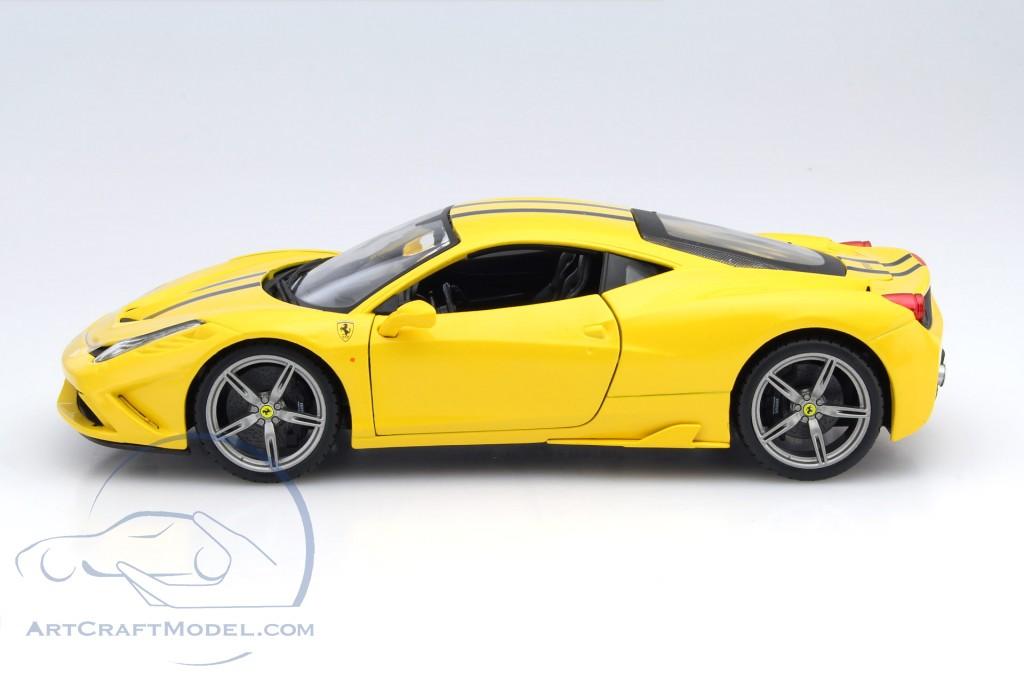ferrari 458 speciale gelb 16002y ean 4893993007912. Black Bedroom Furniture Sets. Home Design Ideas
