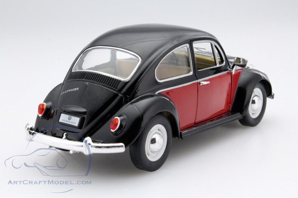 машина kinsmart Volkswagen classical beetle 1967